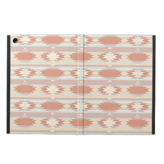 Geometric pattern in aztec style 3 iPad air cover