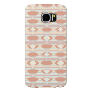 Geometric pattern in aztec style 3 samsung galaxy s6 cases