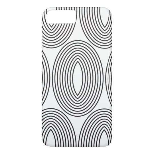 GEOMETRIC PATTERN iPhone 7 PLUS CASE