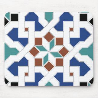Geometric Pattern - Oriental Design Pt.4 Mouse Mat