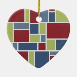 Geometric Pattern ornament