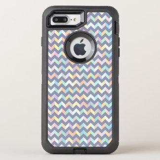 Geometric Pattern OtterBox Defender iPhone 8 Plus/7 Plus Case