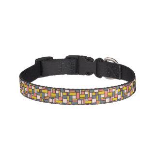 Geometric Pattern pet collars