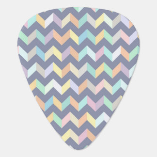 Geometric Pattern Plectrum