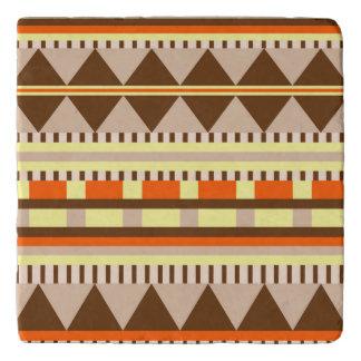 Geometric pattern trivet