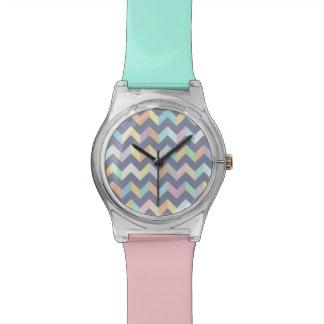 Geometric Pattern Watch