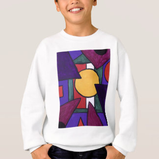 Geometric Perception Sweatshirt