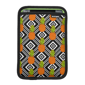 Geometric Pineapples Sleeve For iPad Mini