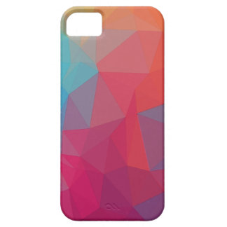 Geometric pink_iphone iPhone 5 covers