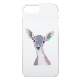 Geometric Pop Art Deer Phone Case