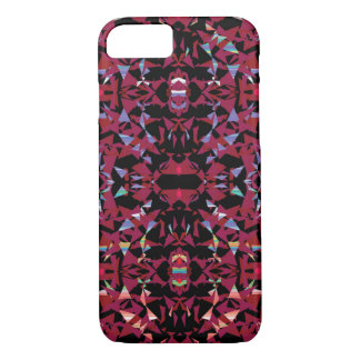 Geometric Print iPhone 8/7 Case