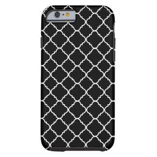 Geometric quatrefoil tough iPhone 6 case