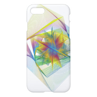 Geometric rainbow iPhone 8/7 case