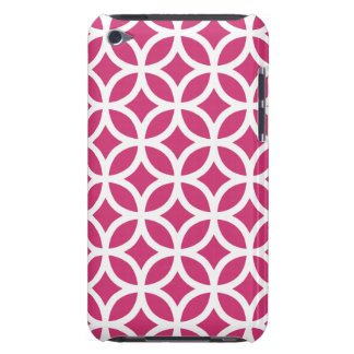 Geometric Red iPod Touch G4 Case iPod Touch Cover