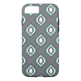 Geometric retro ikat tribal pattern iPhone 8/7 case