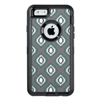 Geometric retro ikat tribal pattern OtterBox iPhone 6/6s case
