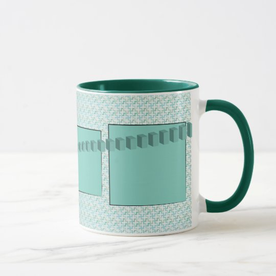 Geometric Seas Mug