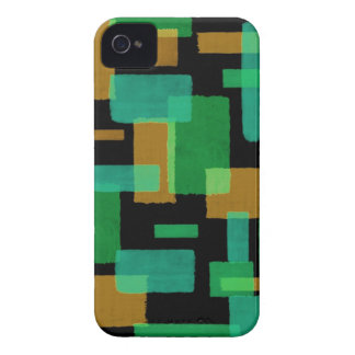 Geometric Shapes iPhone 4 Case-Mate Cases
