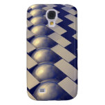 Geometric Shapes of Gold Galaxy S4 Covers