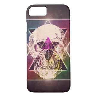 Geometric skull iPhone 8/7 case