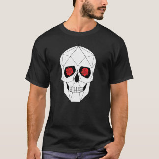 Geometric Skull T-Shirt