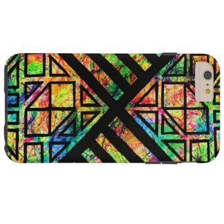 Geometric Splatter Phone Case