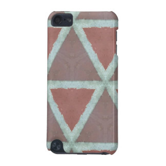 Geometric Stone Wall iPod Touch (5th Generation) Case
