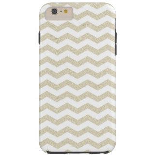 Geometric stripe chevron hipster zigzag pattern tough iPhone 6 plus case