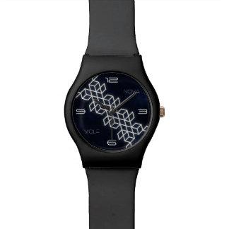 Geometric stripe watches