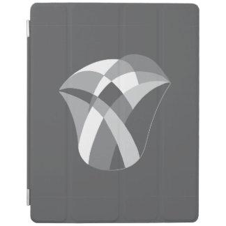 geometric tulip tablet smart cover