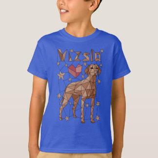 Geometric Vizsla T-Shirt