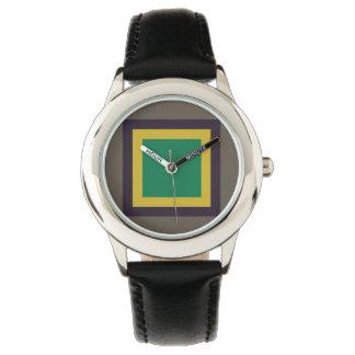 Geometric Watch