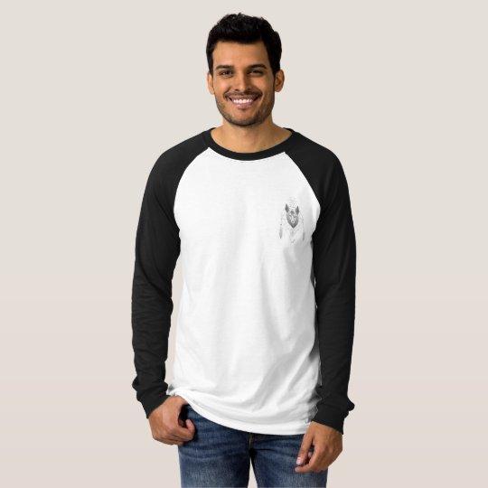 Geometric Wolf Dream Catcher T-Shirt