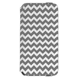 Geometric zigzag pattern 2 incipio watson™ iPhone 6 wallet case