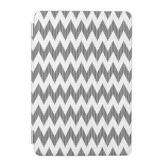 Geometric zigzag pattern 2 iPad mini cover