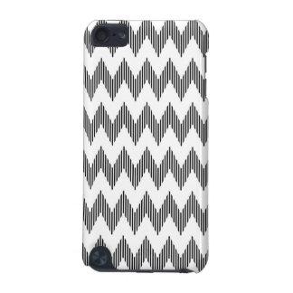 Geometric zigzag pattern iPod touch 5G covers