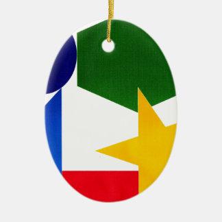 Geometrica Christmas Ornament