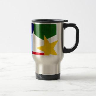 Geometrica Travel Mug