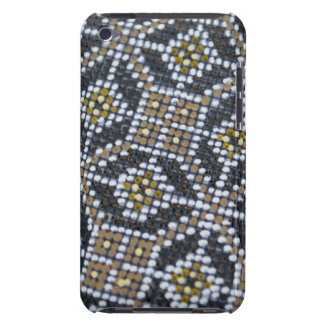 Geometrical Dot painted pern  Barely There iPod Covers