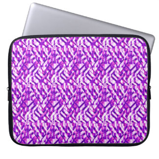 Geometrically Fun... Laptop Sleeve