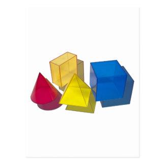 GeometricShapes021411 Postcard