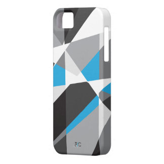 Geometrix 001 iPhone 5 Case
