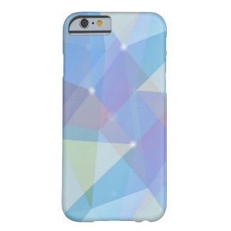 Geometry Blue, iPhone 6 Case