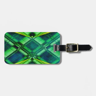 Geometry created by Tutti Luggage Tag