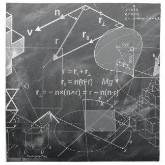 Geometry Napkin