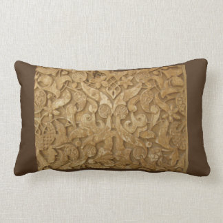 Geometry Nature Motives Lumbar Pillow 33 cm x 53 c