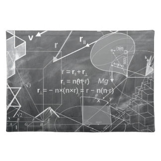Geometry Placemat