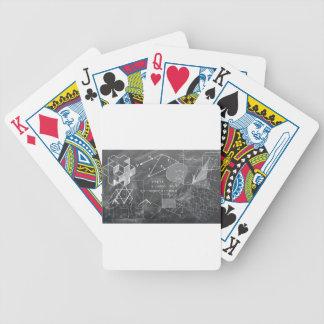 Geometry Poker Deck