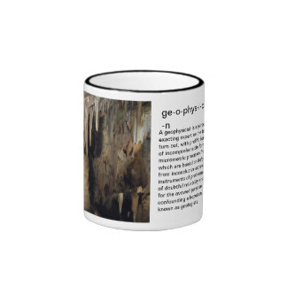Geophysicist Definition Ringer Mug