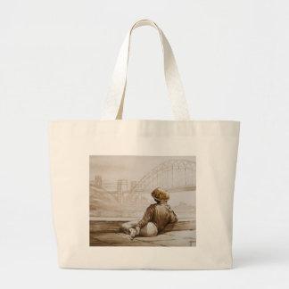 Geordie Daydream Large Tote Bag